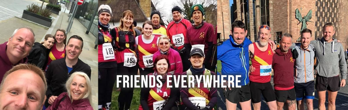 Friendly Running Club