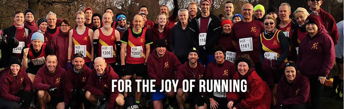 Northampton Running Club - Team
